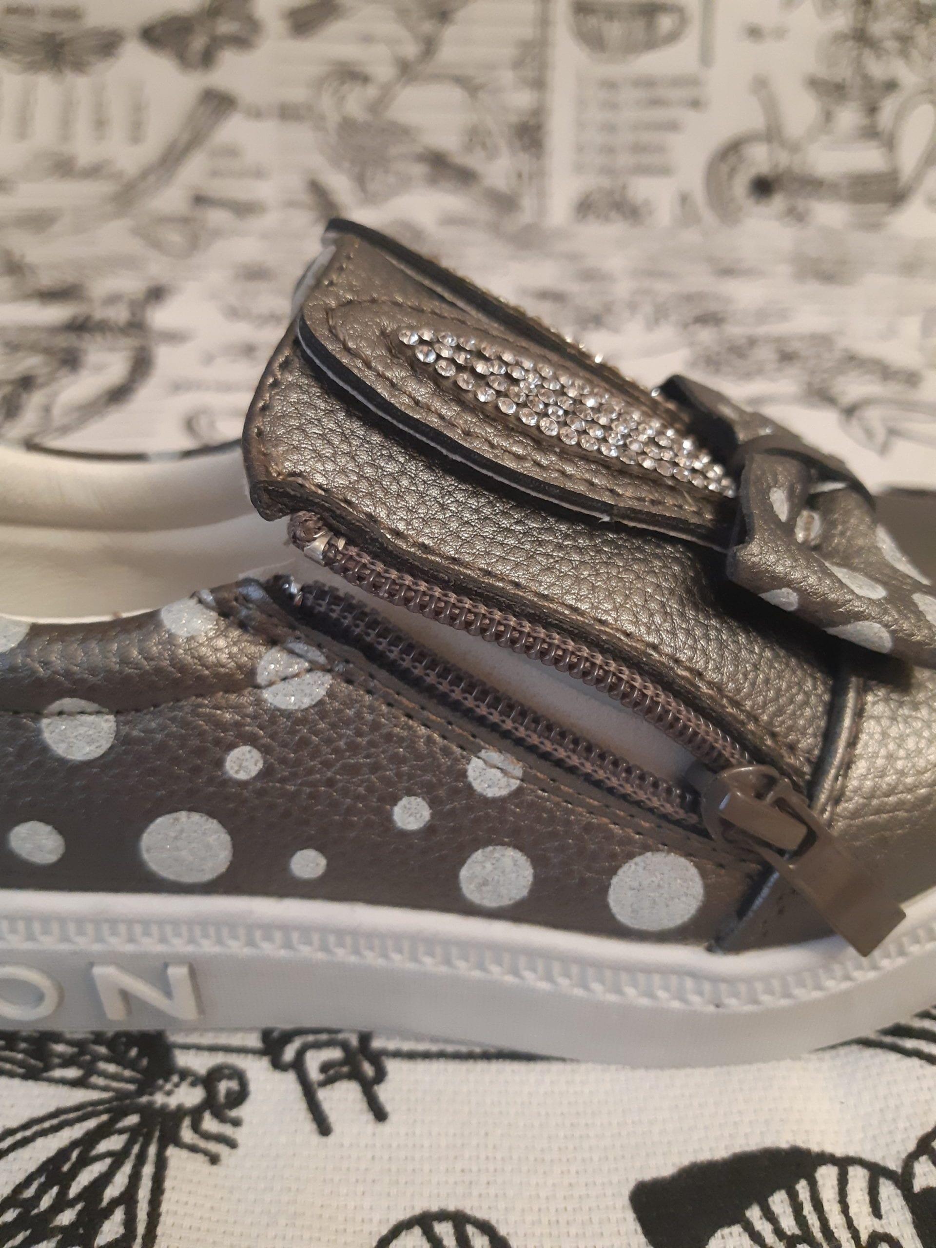 Детские туфли для девочек К-ДЕТСТВО, цвет: коричневый, артикул: KD150
