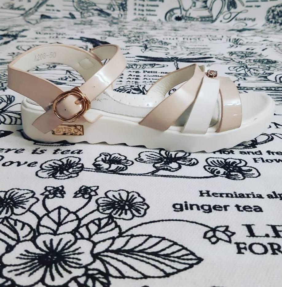 Детские сандалии для девочек КОТЕНОК
