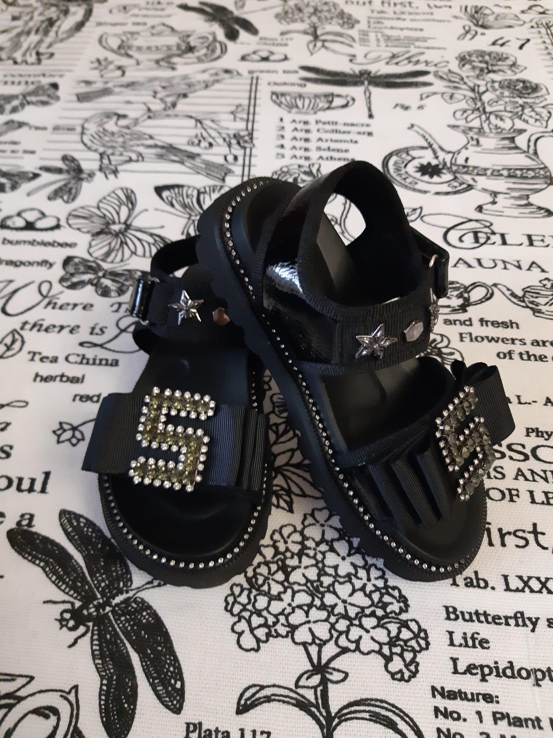 Детские сандалии для девочек КАПИТОШКА