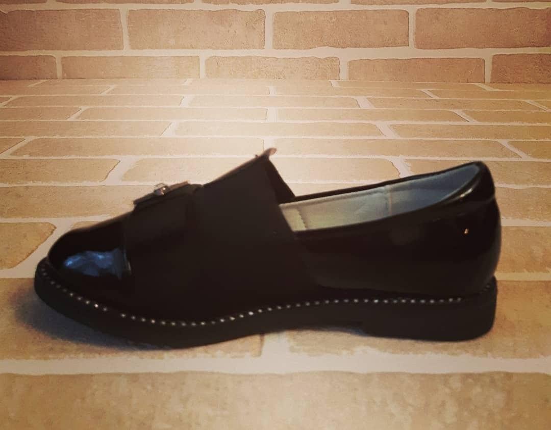 Детские туфли для девочек JONG.GOLF