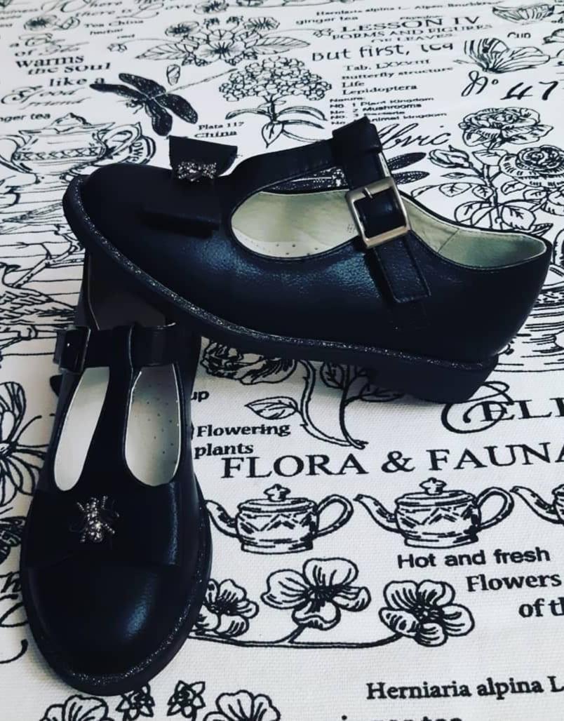 Детские туфли для девочек BESSKY