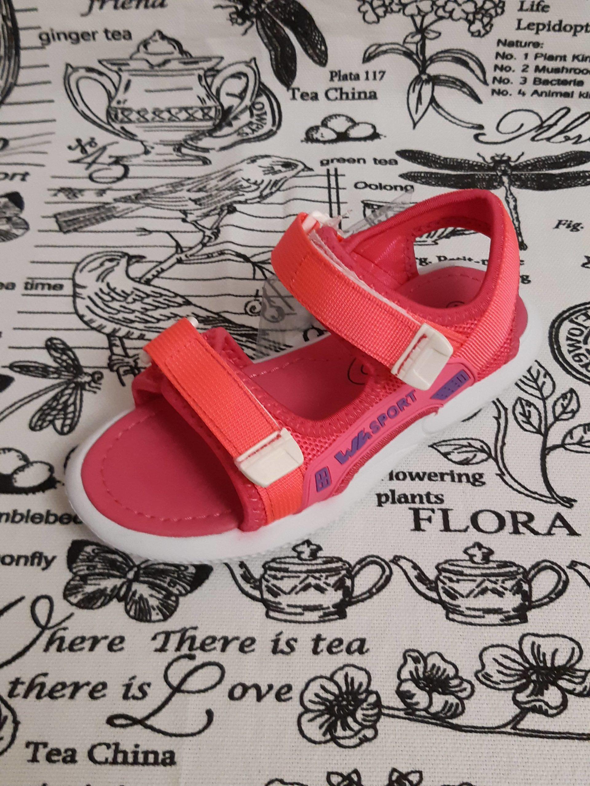 Детские сандалии для девочек LITOLITO
