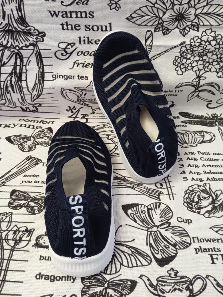 Детские кроссовки FEILI, цвет: синий, артикул: 933-3