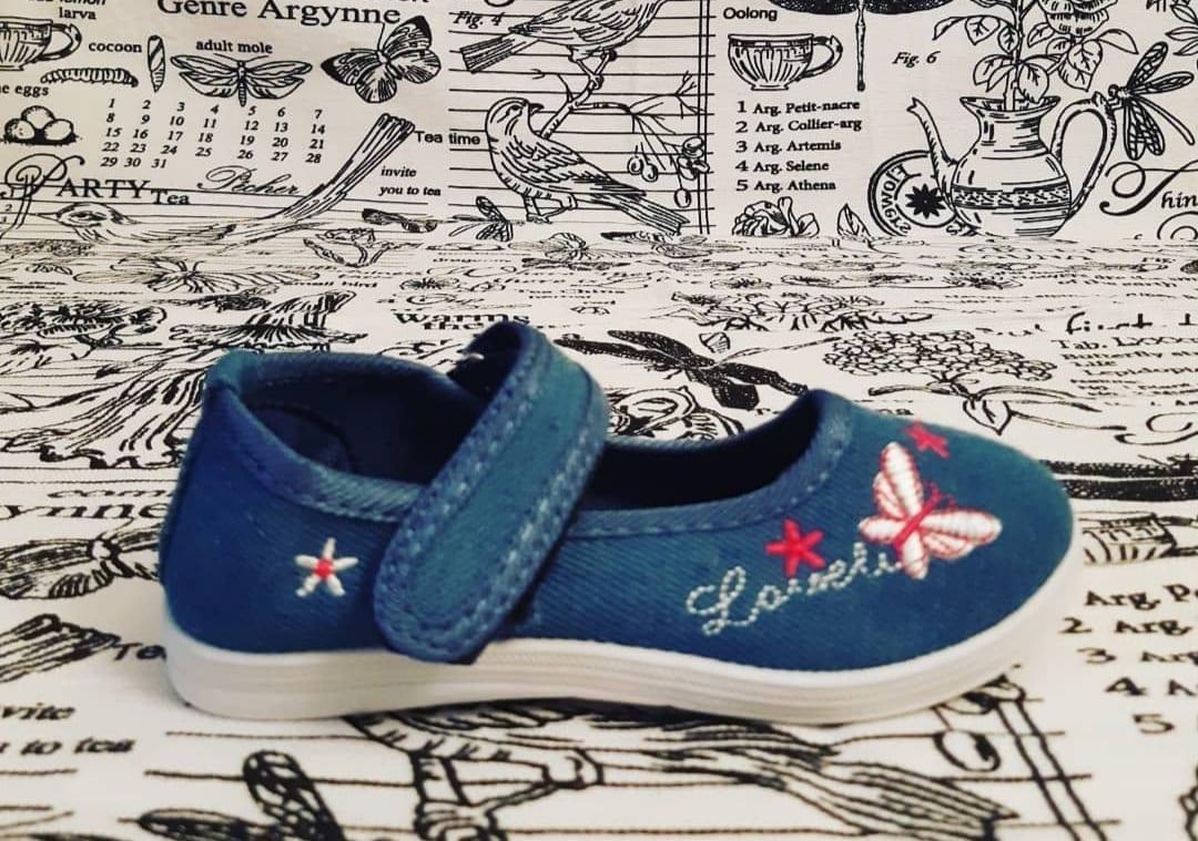 Детские кроссовки универсальные LITOLITO, цвет: синий, артикул: LIT3