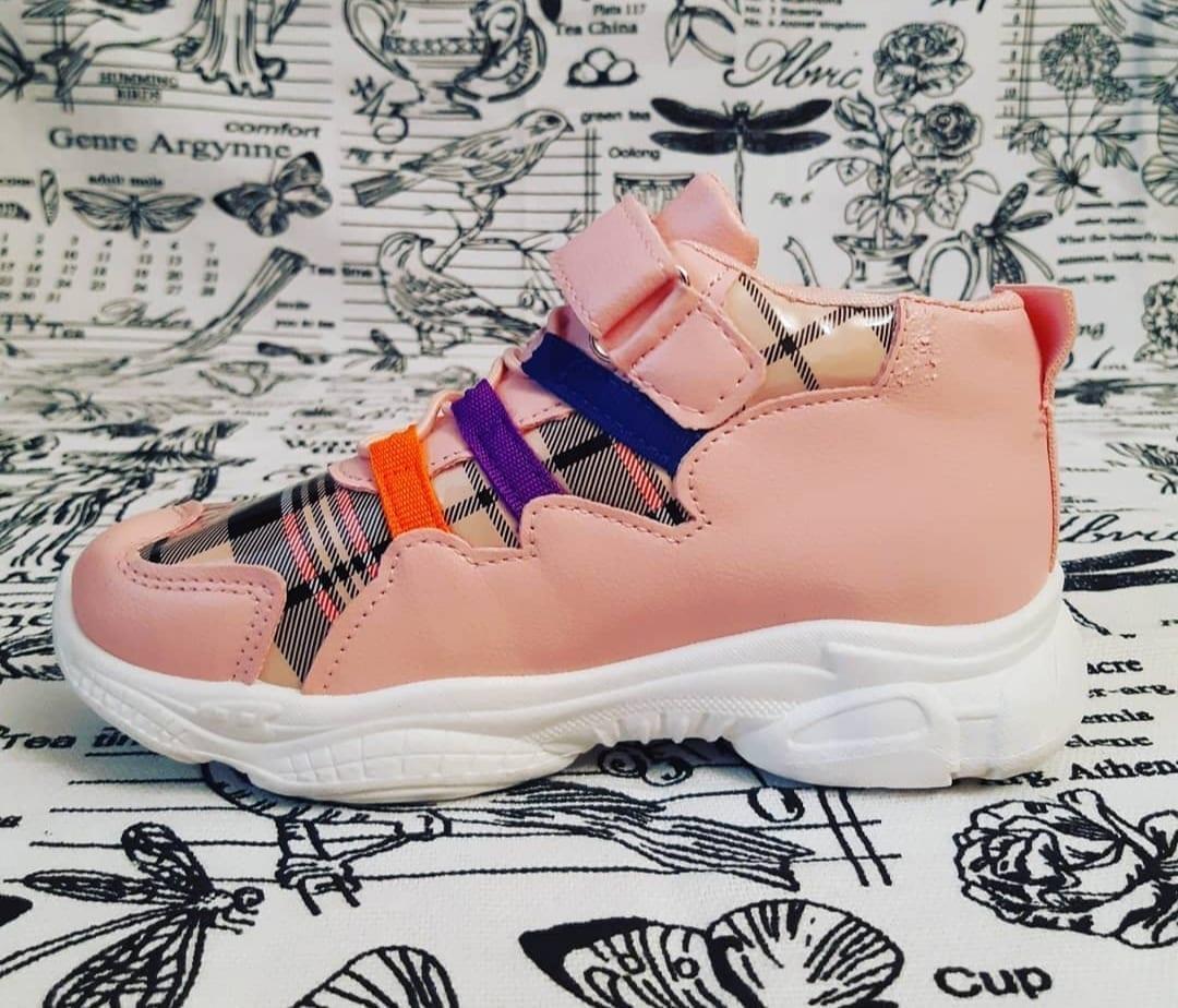 Детские кроссовки для девочек LITOLITO