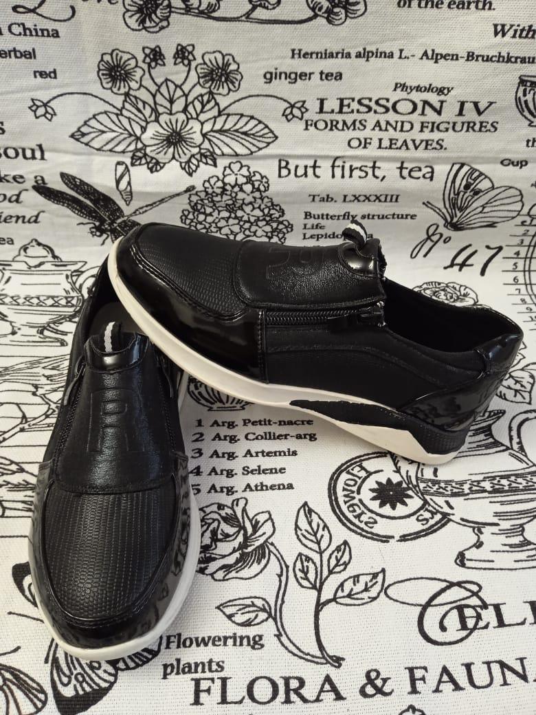 Детские кроссовки для девочек, цвет: черный, артикул: 80-1