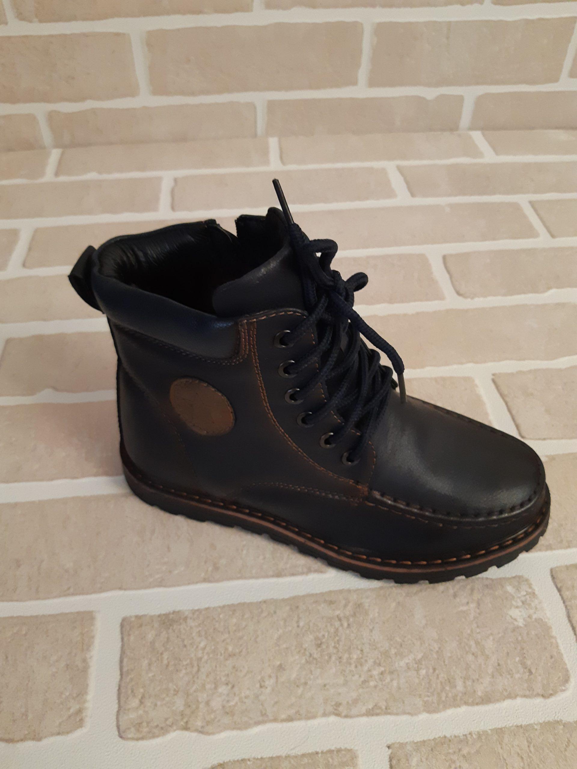 Детские ботинки зимние для мальчиков MR.ZORO
