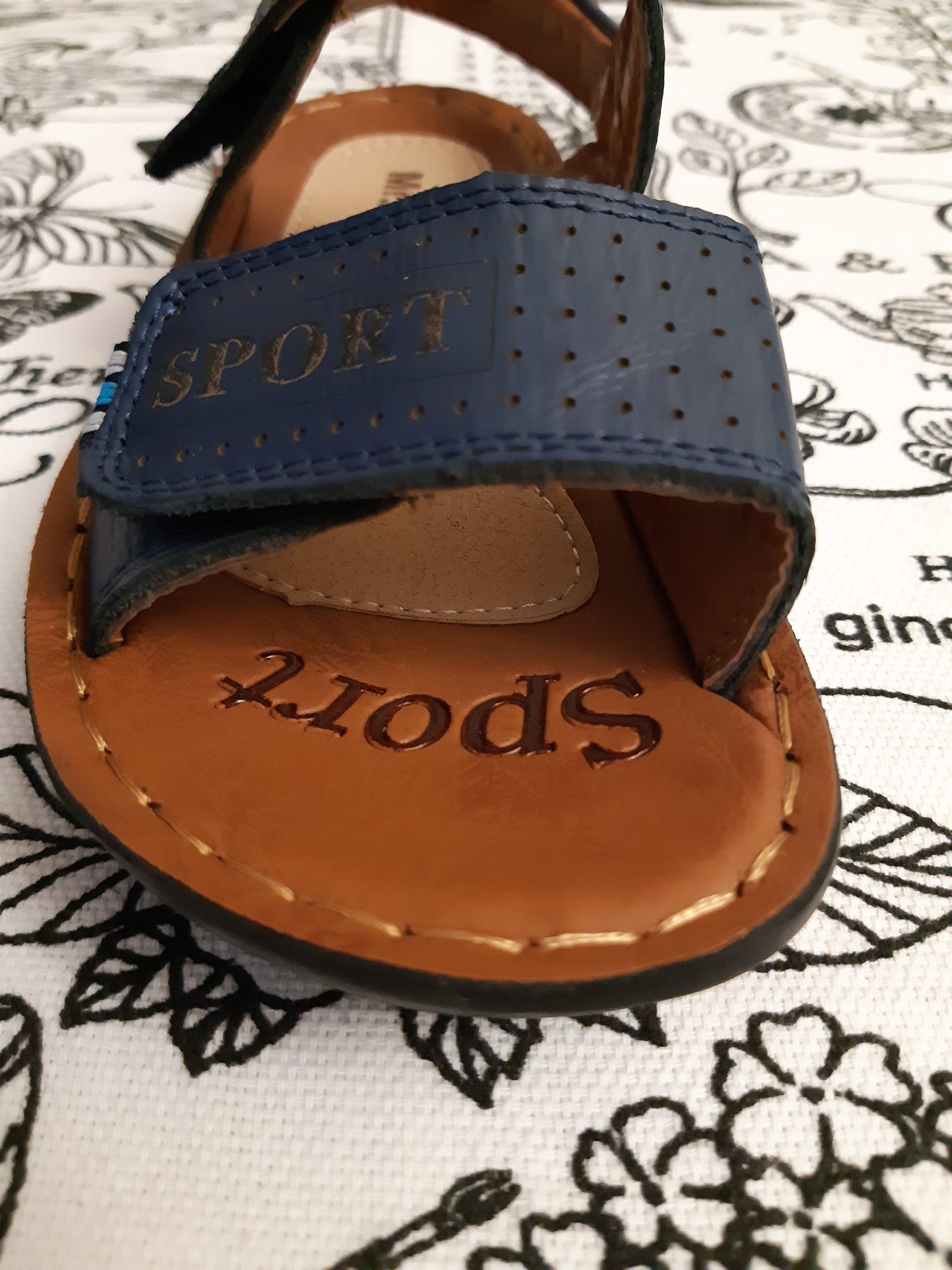 Детские сандалии для мальчиков MR.ZORO