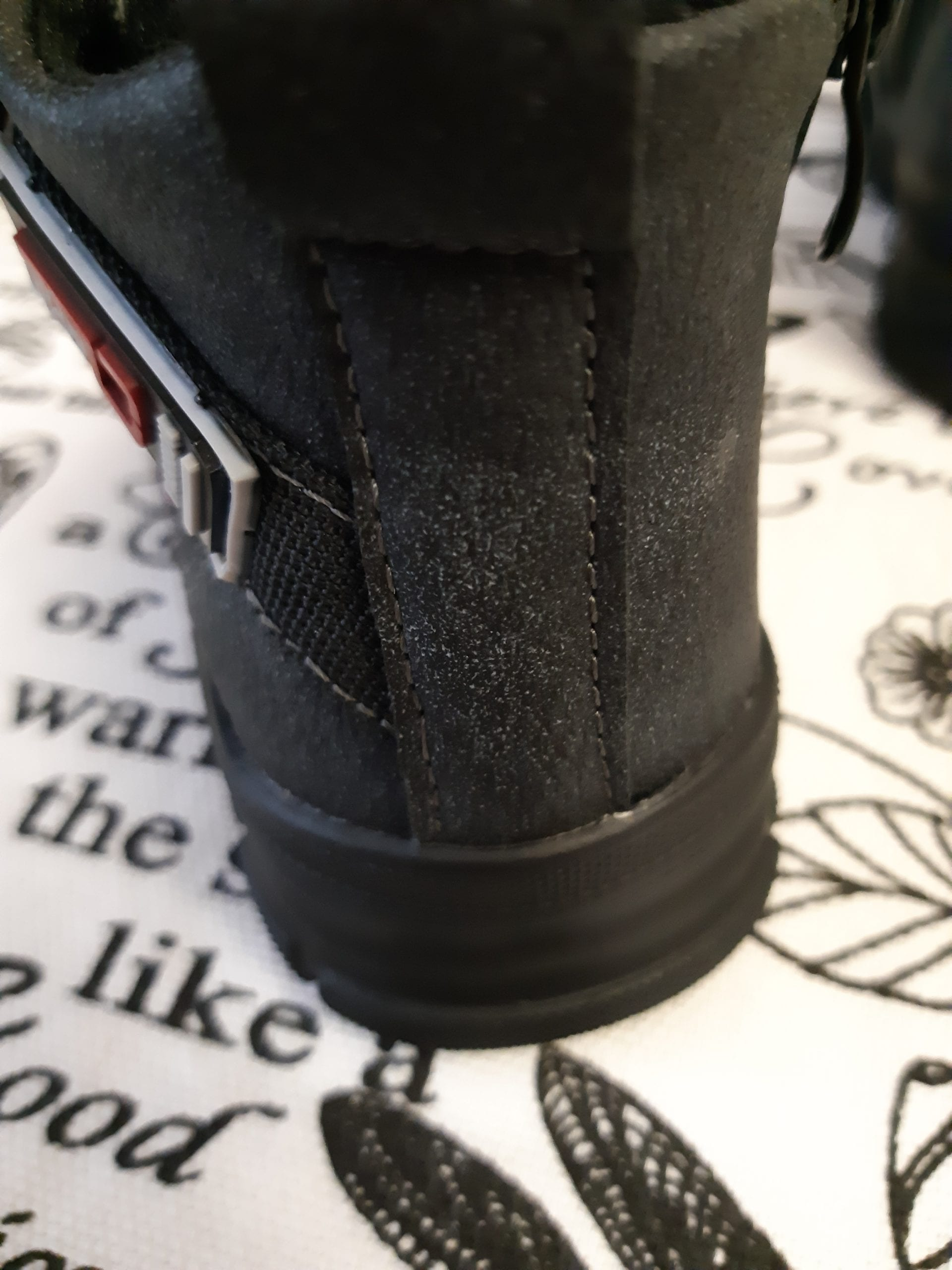 Детские ботинки для мальчиков ОТЛИЧНИК, цвет: черный, артикул: L232C