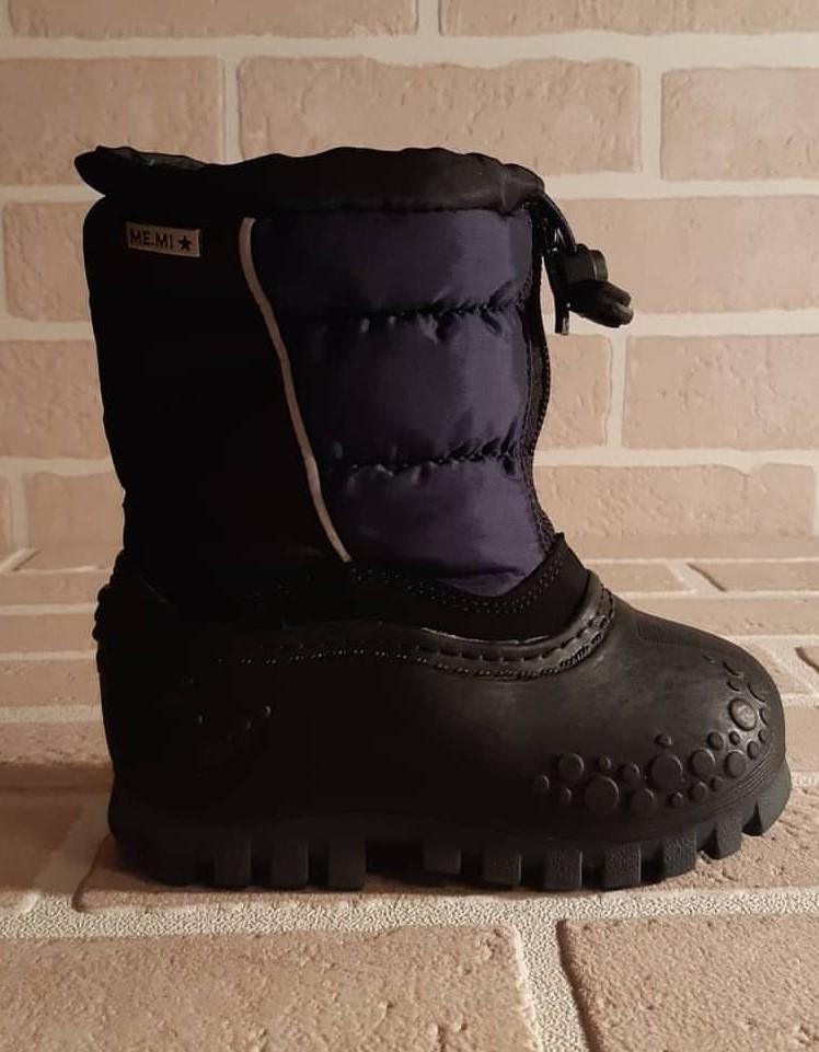 Детские ботинки зимние для мальчиков ТОТОШКА