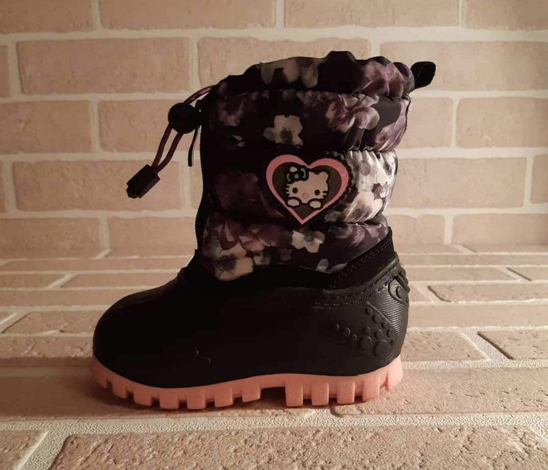 Детские ботинки зимние для мальчиков MR.ZORO, цвет: черный, артикул: MZ-3