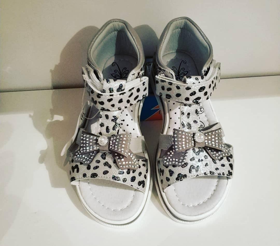 Детские сандалии для девочек К-ДЕТСТВО