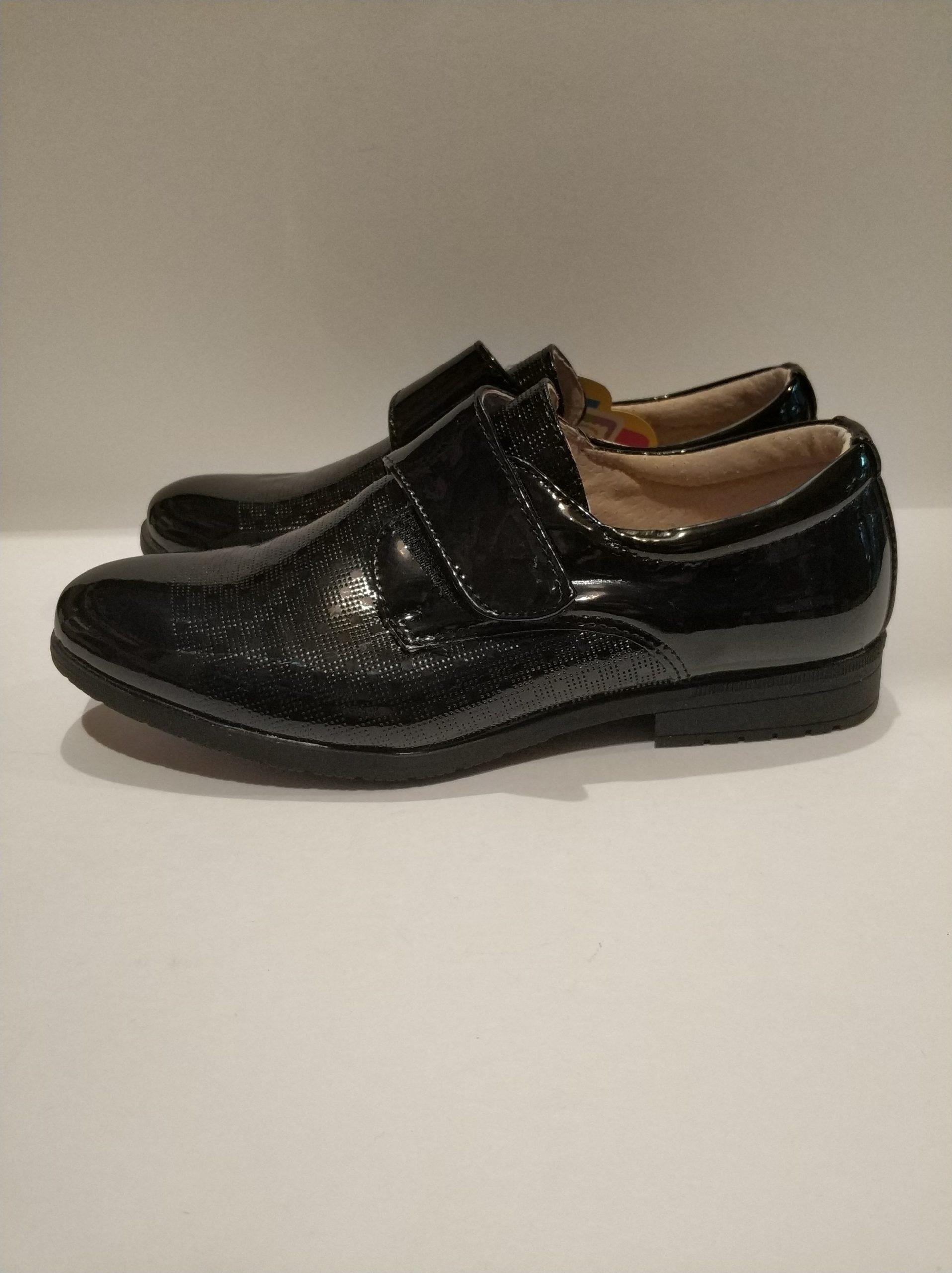 Туфли школьные для мальчиков M@D