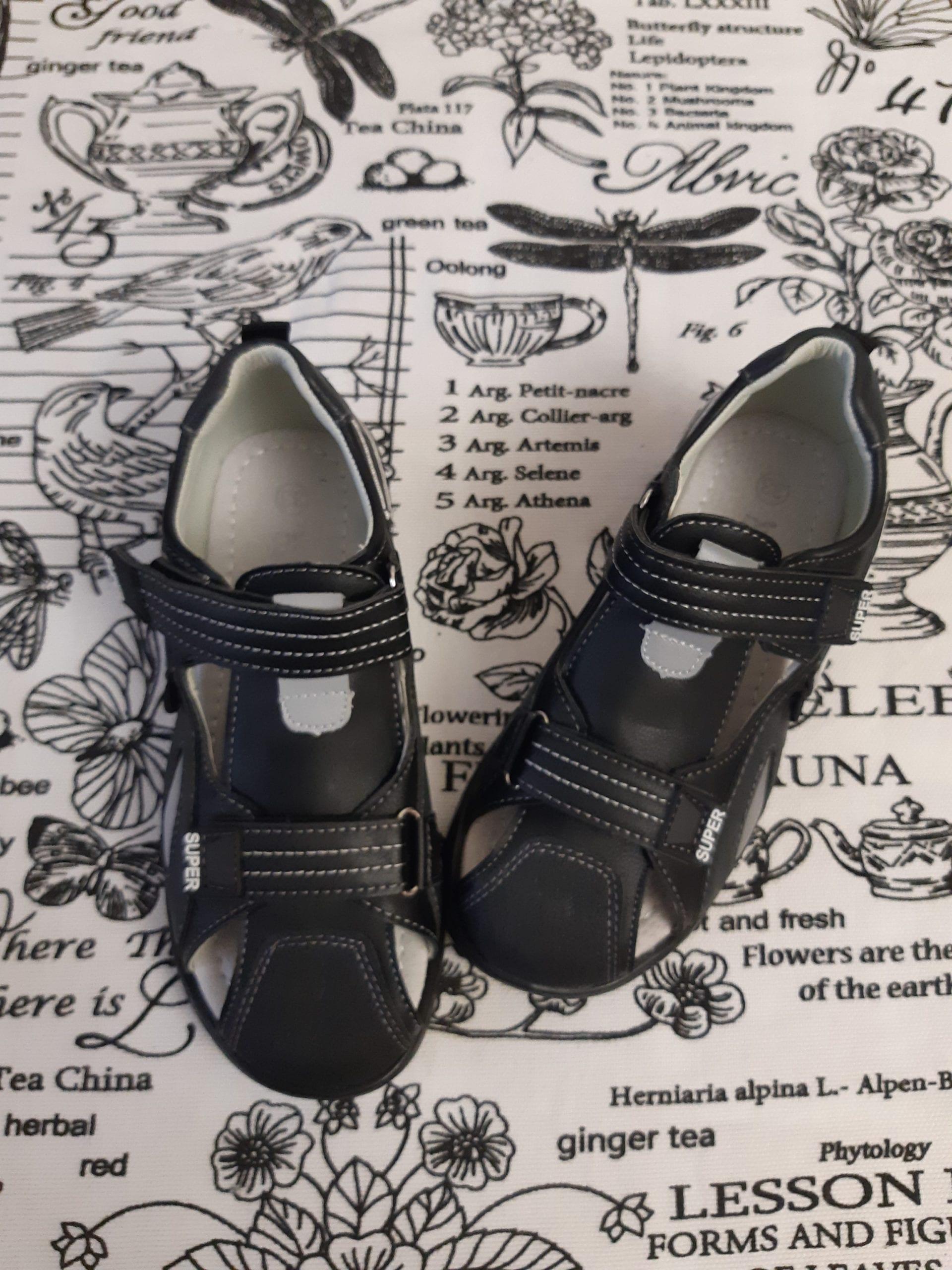 сандалии для мальчиков B&G