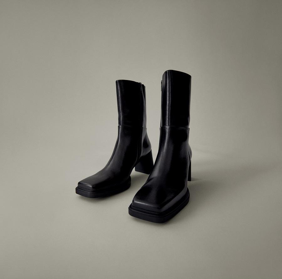 Vagabond Shoemakers представляет новую модель «архитектурных» ботильонов