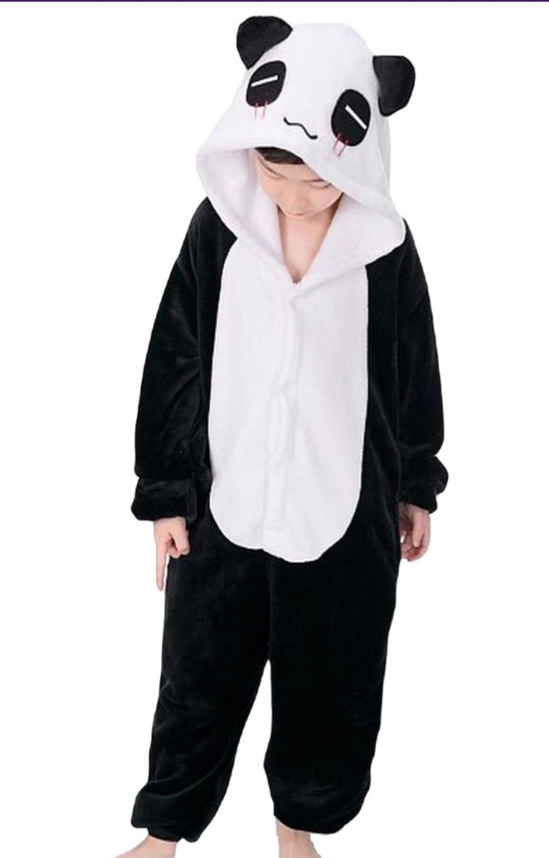 Детский кигуруми Панда, цвет: черный, артикул: KIG-1