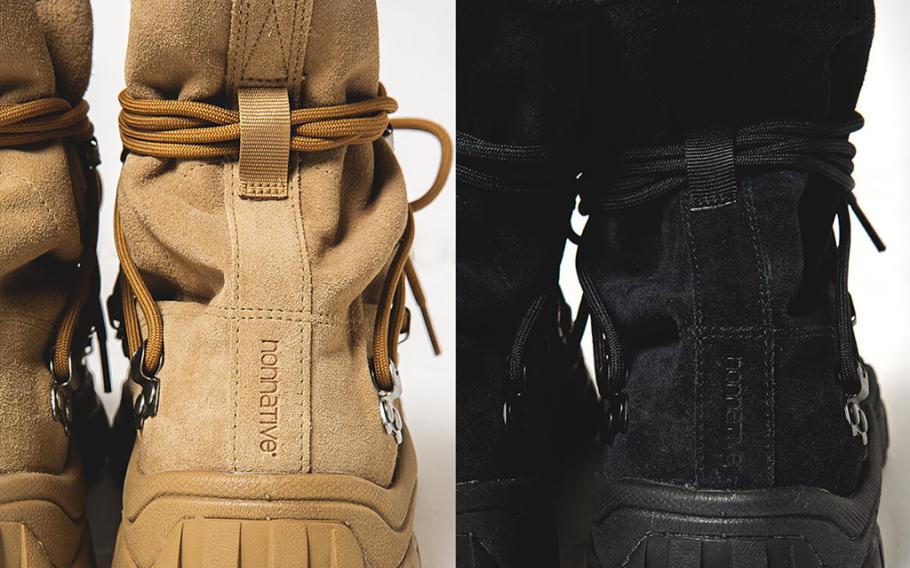 Нестандартные взгляды на эстетику тактических ботинок для последней совместной работы с Asics