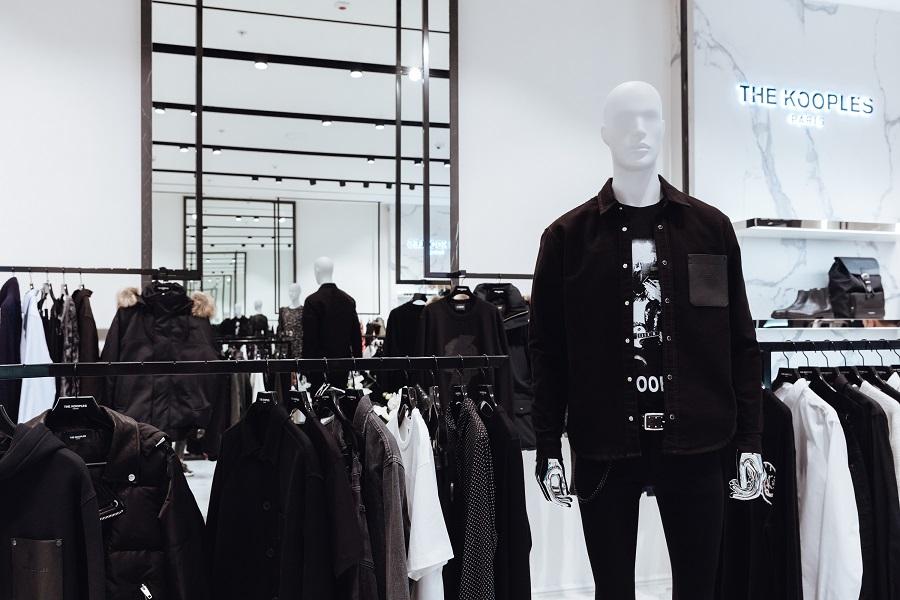 Магазин французского бренда The Kooples открылся в Москве