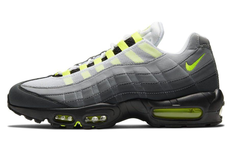 Nike Air Max 95 «Neon» быстро распроданы, но вы все равно можете купить пару