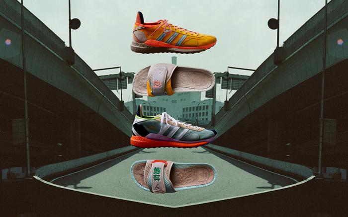 Фаррелл и Ниго отметили свою дружбу новой коллекцией Adidas