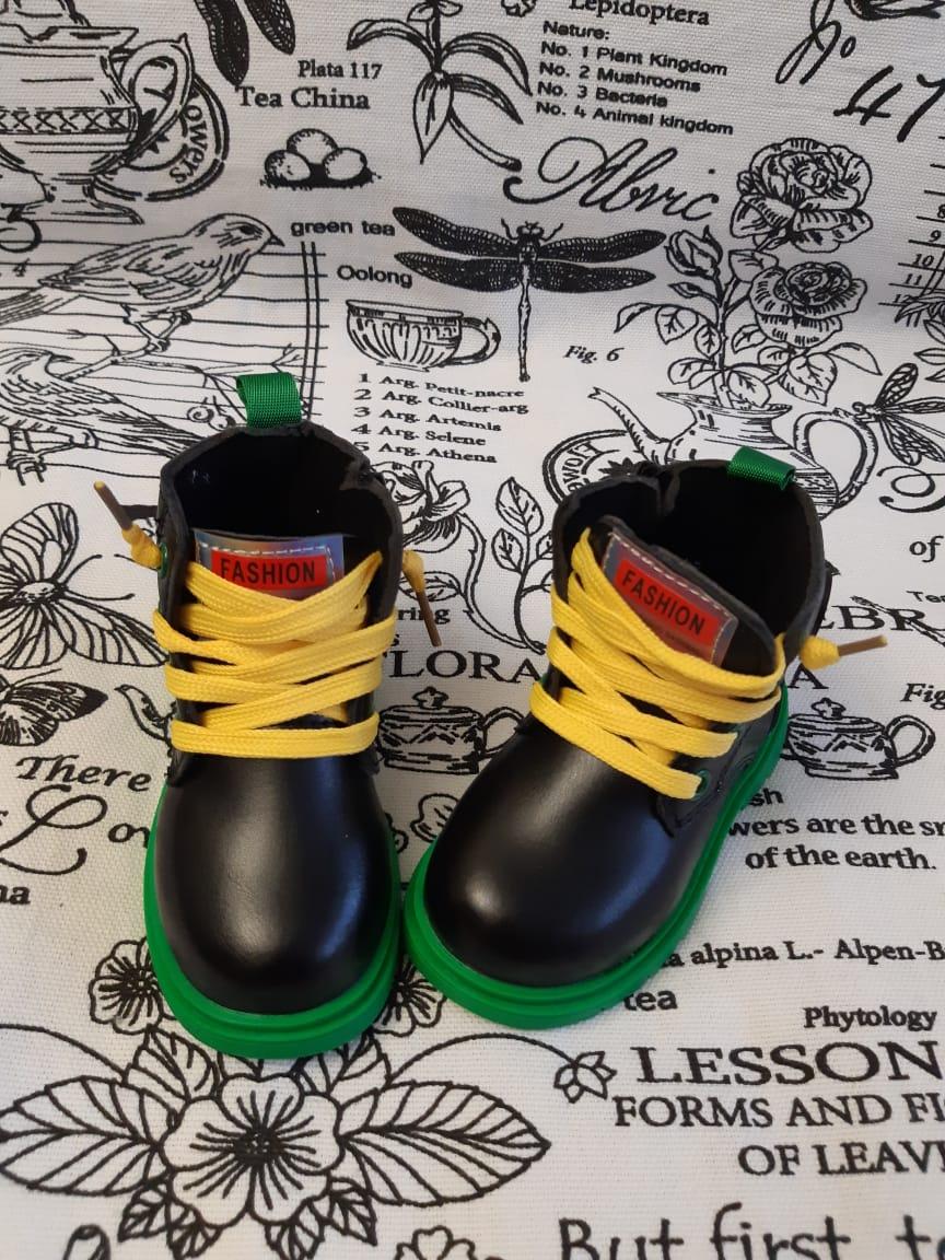 Детские ботинки ЯБЛОКО