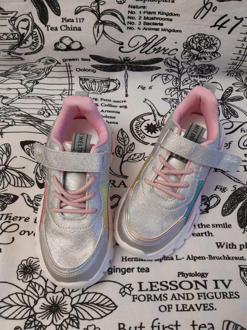 Детские кроссовки М-МИЧИ для девочек