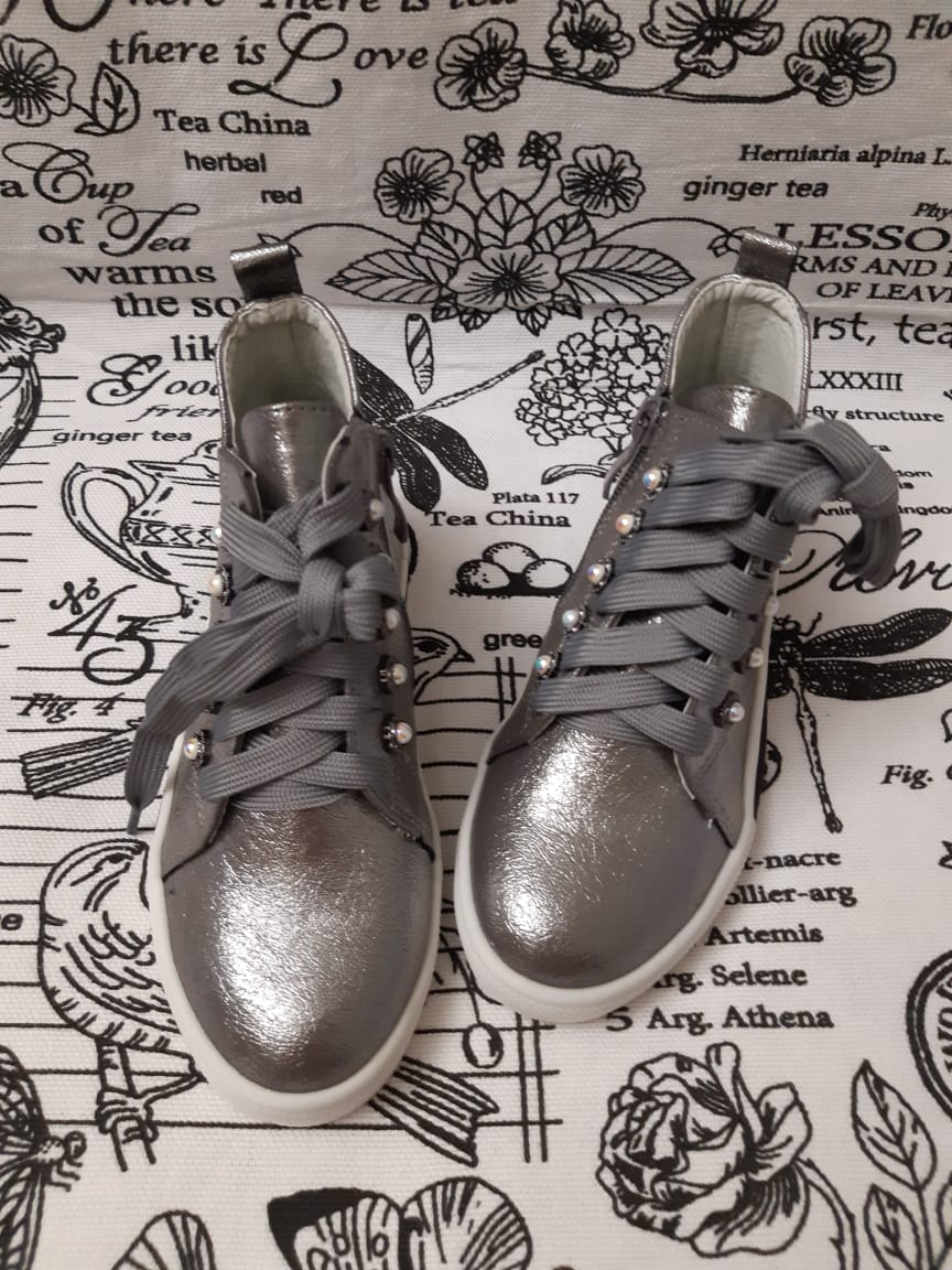 Детские ботинки BESSKY для девочек