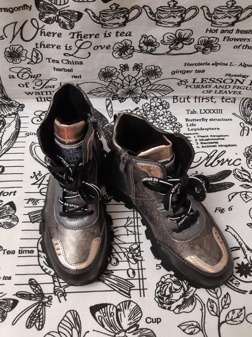 Детские ботинки B&G для девочек