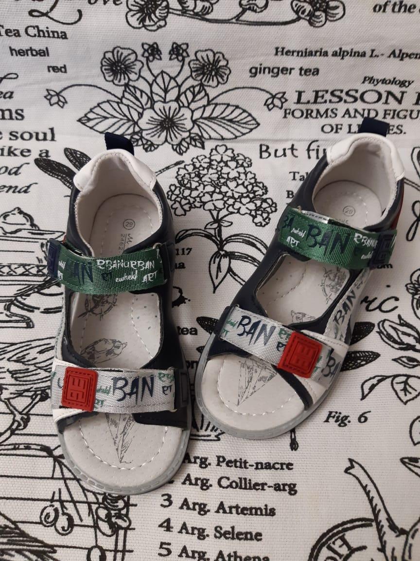 Купить детские сандалии для мальчиков M+D
