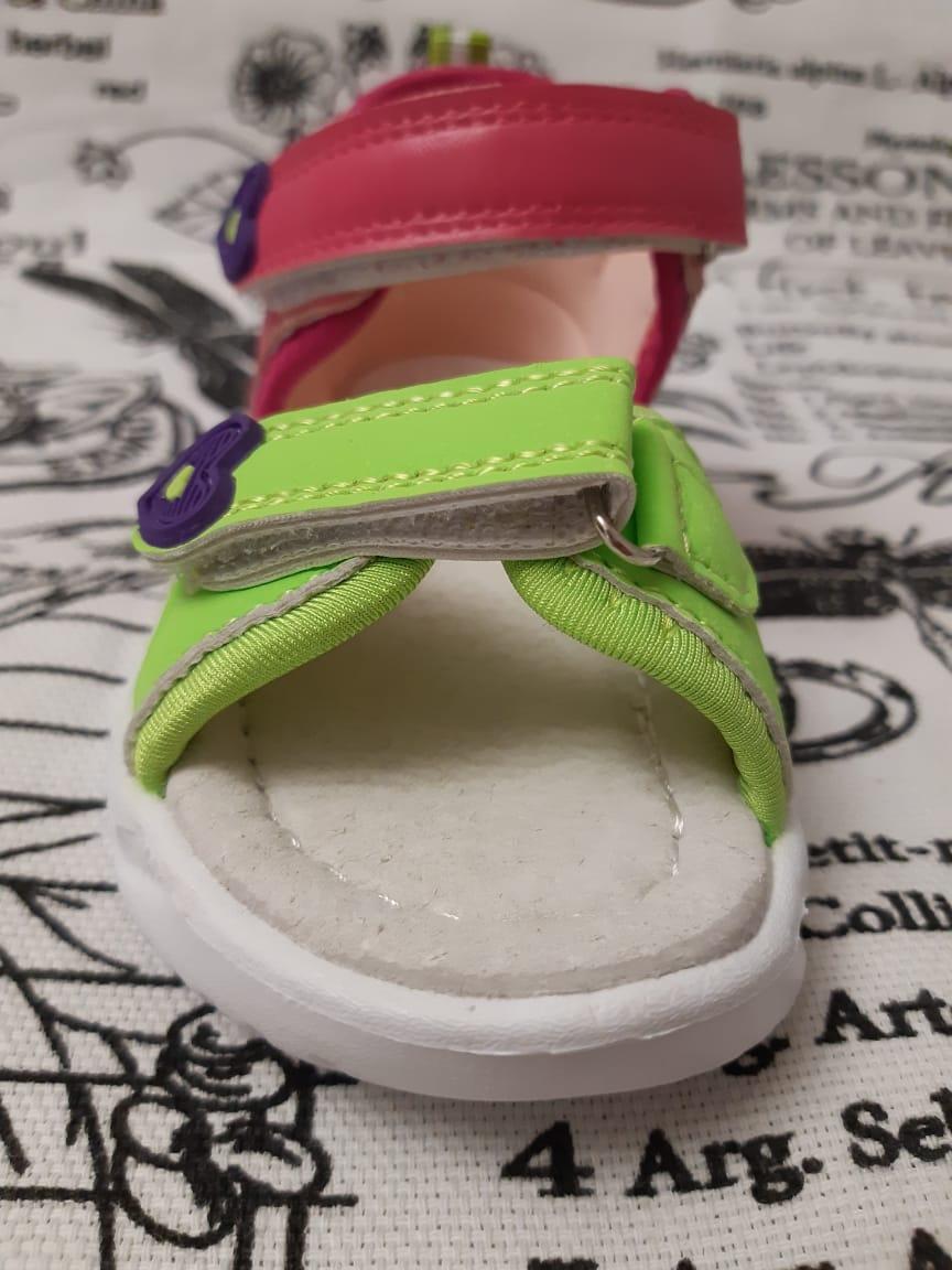 Детские кроссовки для девочек М+Д
