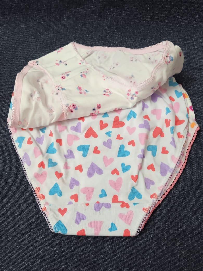 Комплект детских трусов для девочки, артикул: TRS13