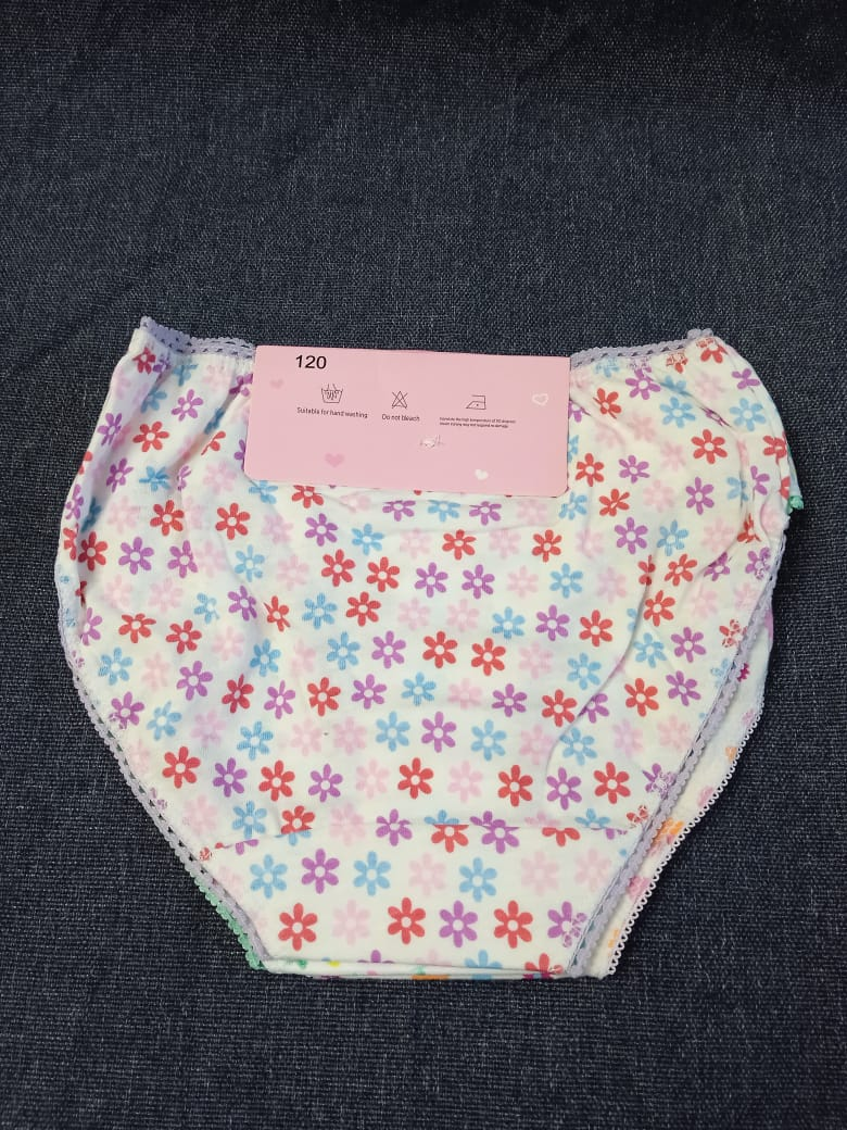 Комплект детских трусов для девочки, артикул: TRS18