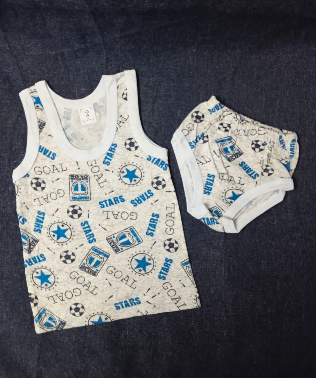 Детский комплект нижнего белья для мальчиков, артикул: KOM2