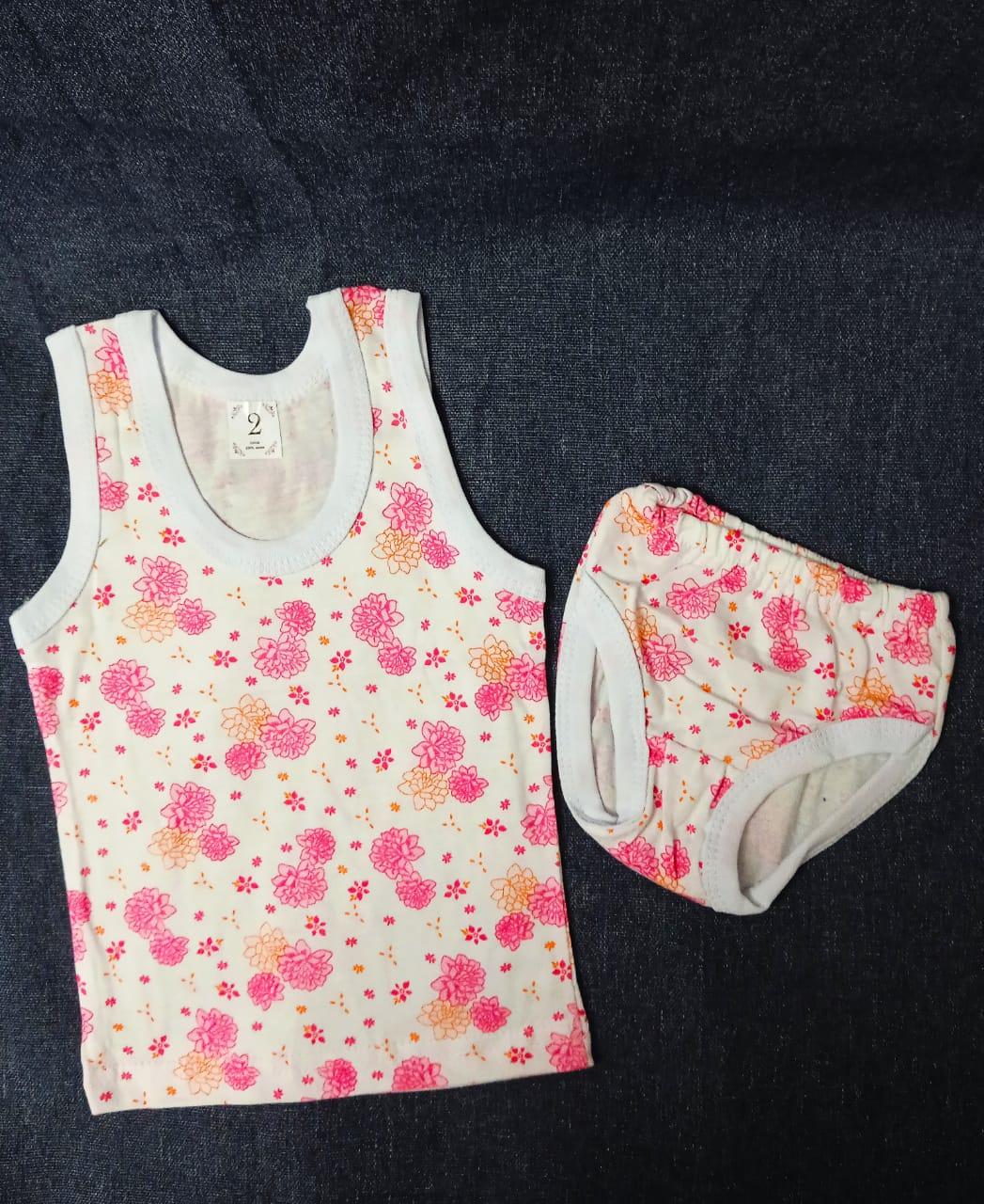 Детский комплект нижнего белья для девочек, артикул: KOM6