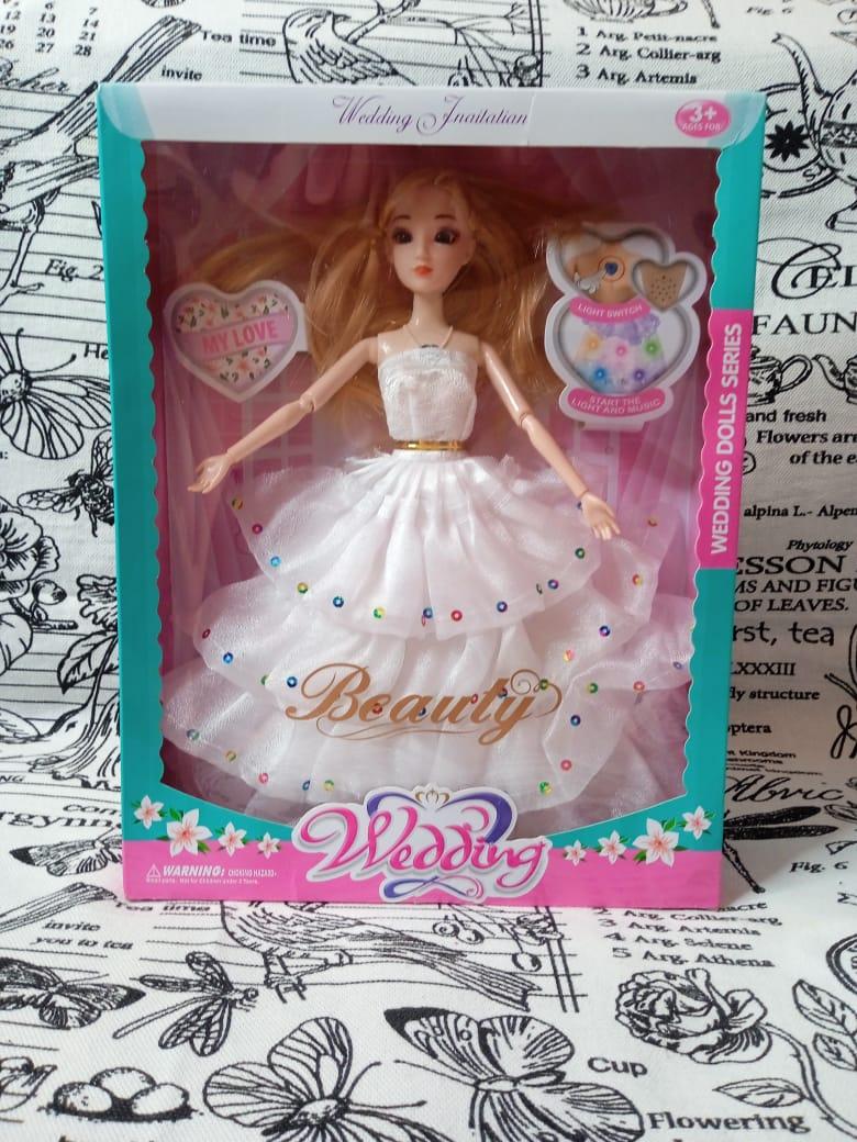 Детская кукла Невеста, артикул: DL02457
